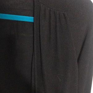 Moa Moa Sweaters - Black cardigan